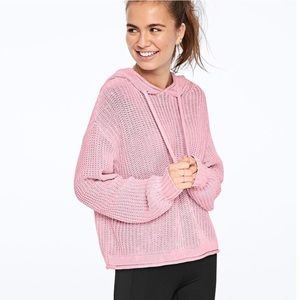 PINK Victoria's Secret Heritage Hooded Pullover